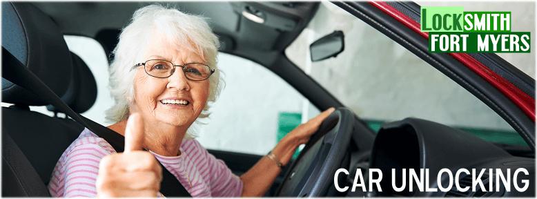 car unlock service